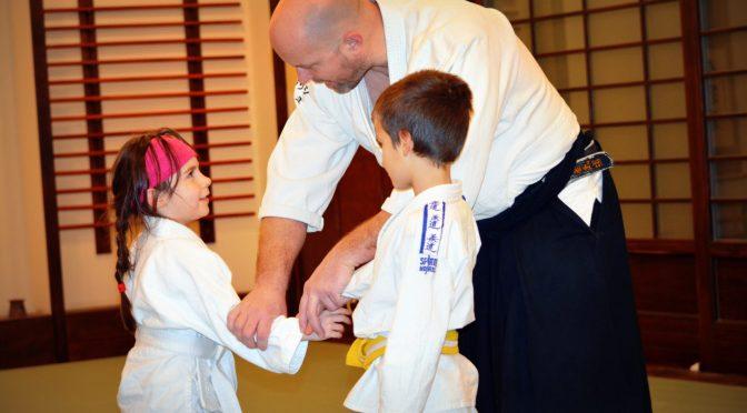 Szeptembertől folytatódnak az aikido edzések
