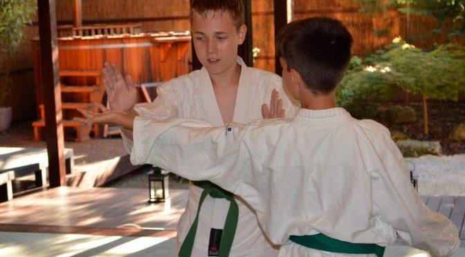 aikido edzések szeptemberi kezdése