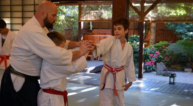 Szeptembertől újra indulnak az aikido edzések