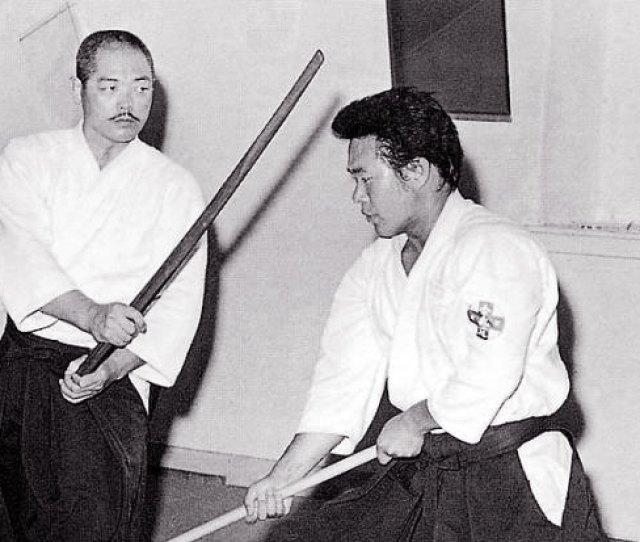 Hirokazu Kobayashi   Little Known Aikido Master Active In Osaka And