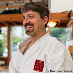 Brandon WilliamsCraig Sensei