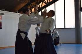 20160220 clase conjunta grupos Aikido Aikikai San Vicente - Universidad de Alicante y Dojo San Vicente - 006