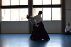 20160220 clase conjunta grupos Aikido Aikikai San Vicente - Universidad de Alicante y Dojo San Vicente - 03