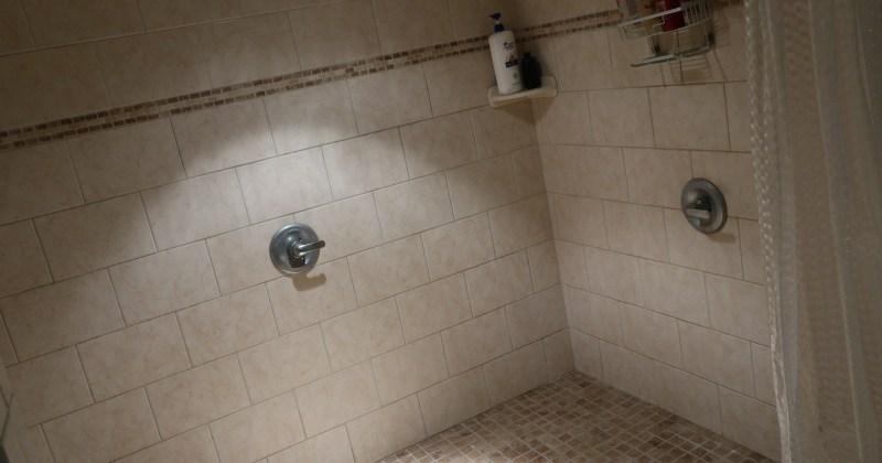 Men's Shower