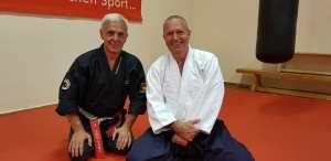 Herbert Smolana und Peter Poltsch