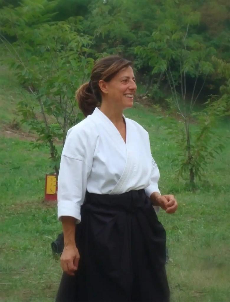Aikido al parco - Aikido al femminile - Aiki No Kokoro Boves - Scuola di Aikido Cuneo