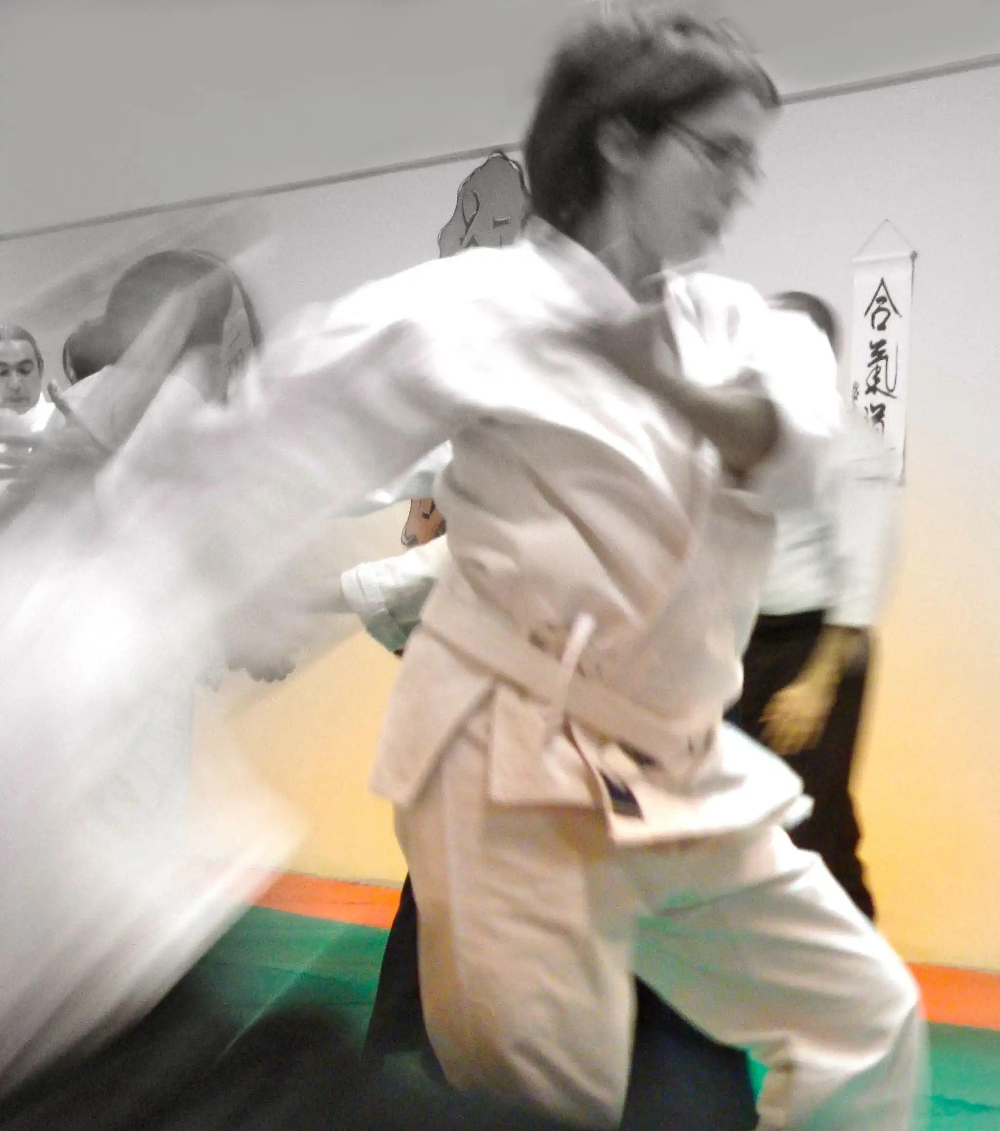 Aikido e maternità, Il bello dell'Aikido, Aiki No Kokoro Boves, cuola di Aikido Cuneo