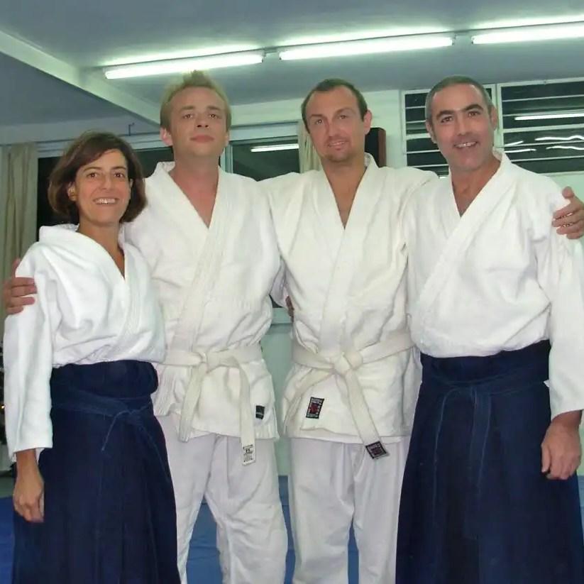 Aikido Uchideshi, Integral Dojo, Aiki No Kokoro Boves, Scuola di Aikido Cuneo