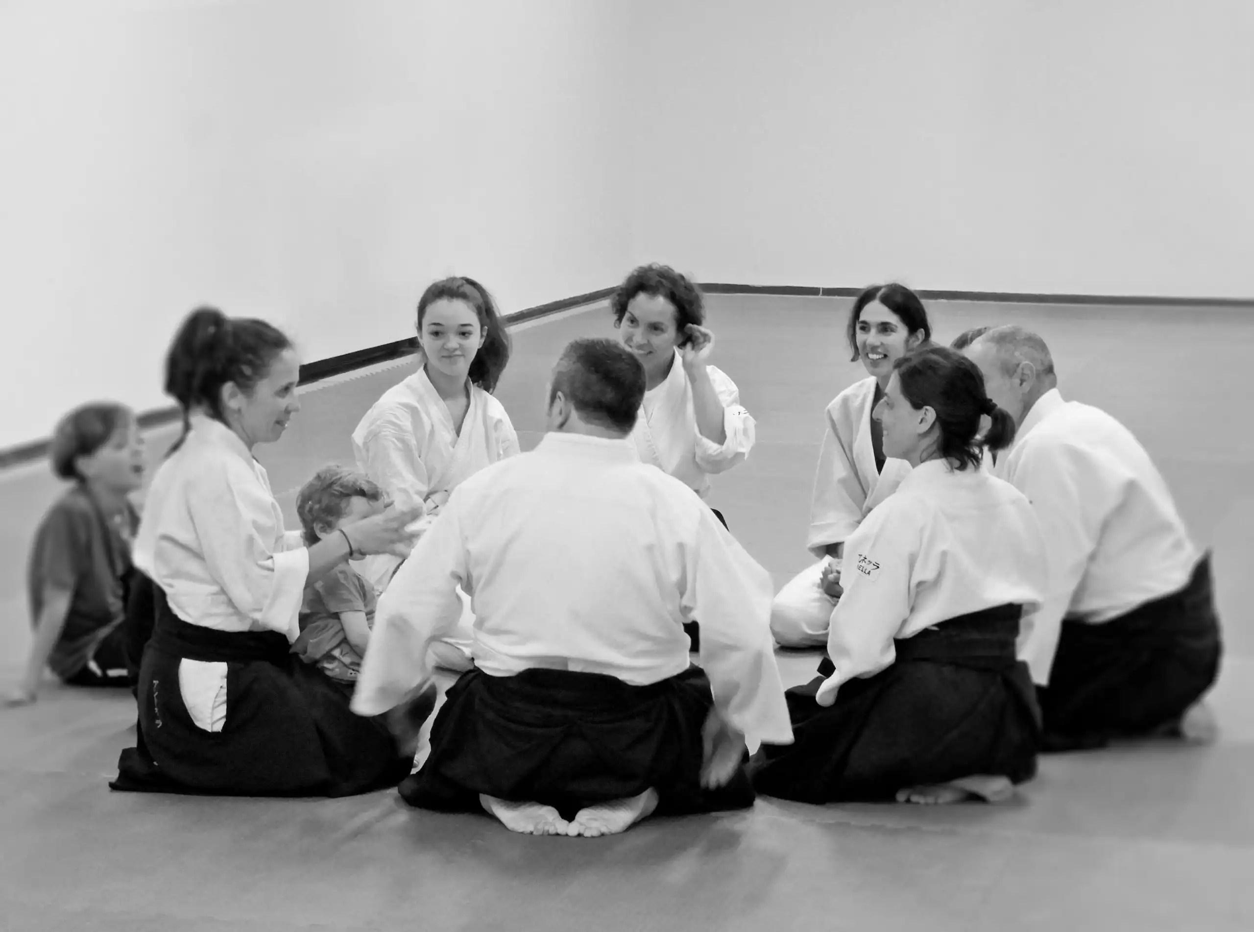 Aikido e condivisione, Aiki No Kokoro Boves, Scuola di Aikido Cuneo