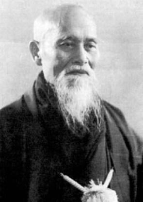 Aikido Founder Ueshiba Morihei