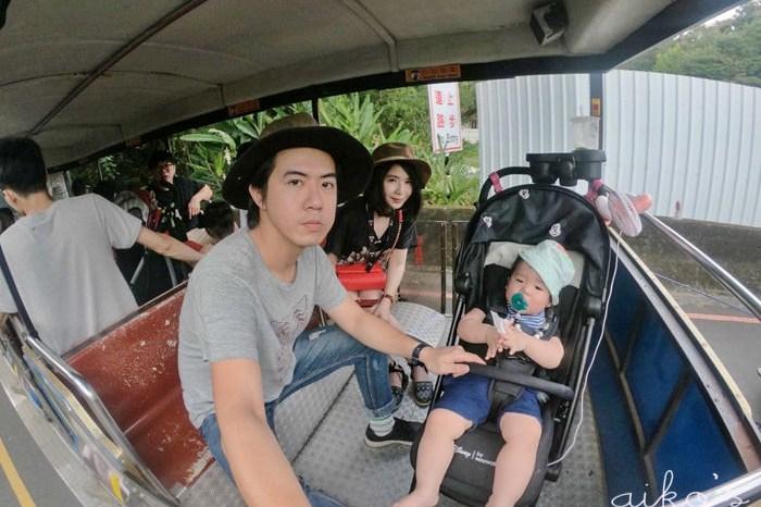 【台北文山】全世界最超值的動物園~台北市立木柵動物園,時髦一歲四個月的小旅行。
