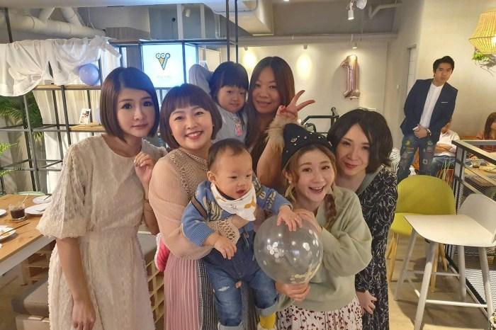 【桃園美食】湯包週歲趴@桃園火紅網美咖啡店~Piepai Cafe'