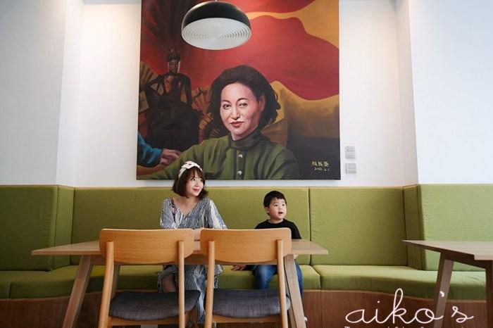 【台南北區】良文旅~台南車站四分鐘,千元房價還附網美早午餐、最有設計感的超值旅宿。