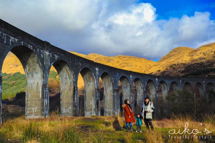 【遊蘇格蘭】威廉堡散策景點:格倫科峽灣Glencoe、格蘭芬南高架橋Glenfinnan Viaduct、艾琳多南堡Eilean Donan Castle