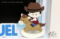 mini cowboy