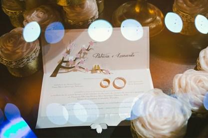 Convite de casamento *imagem cedida