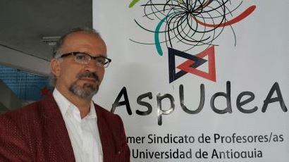 Ramiro H. Giraldo, pte. Aspudea.
