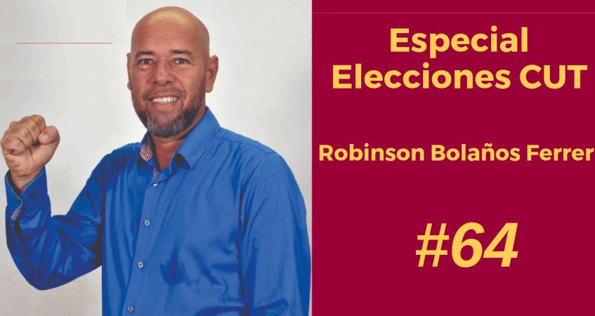 Robinson Rafael Bolaños