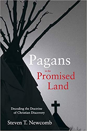 Pagans in the Promised Land book cover