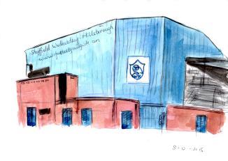 Sheffield Wednesday-Hillsborough (1)