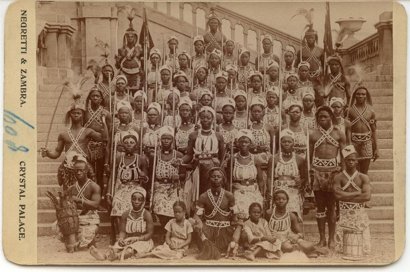 The Amazon Women Of Dahomey A Precolonial West African