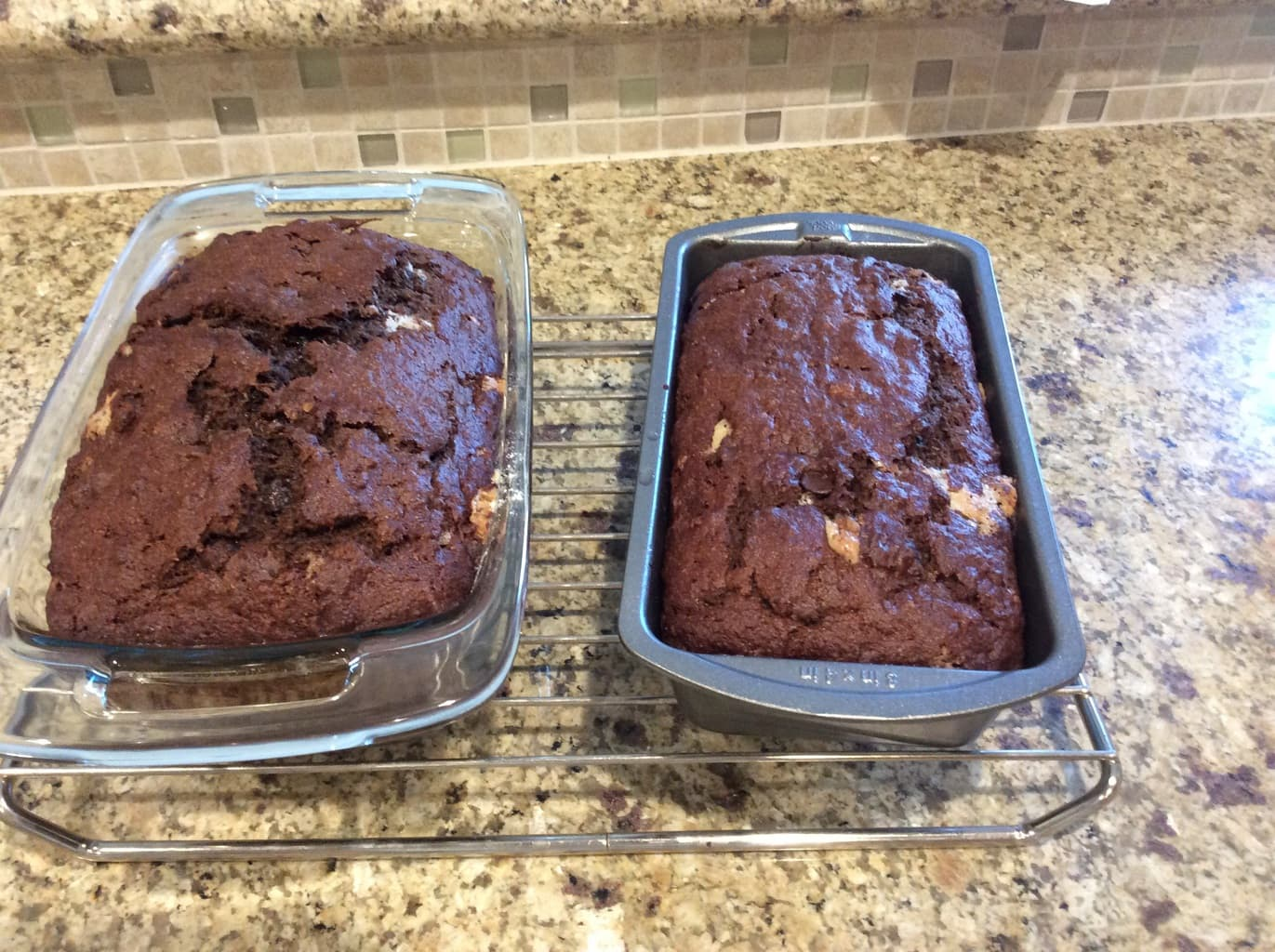 Weekly Freezer Session - Double Chocolate Banana Bread on Aileen Cooks