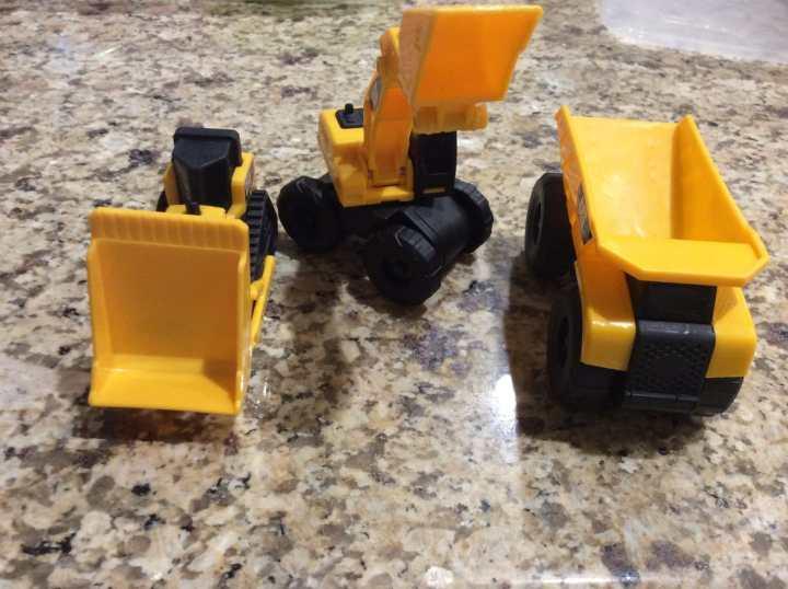 Construction Play Dough Set | Aileen Cooks