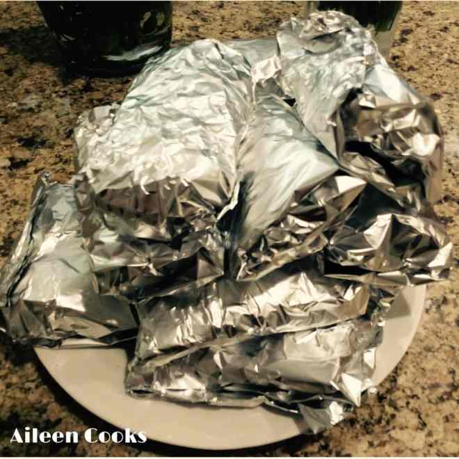 Freezer Friendly a Breakfast a Burritos | Aileen Cooks