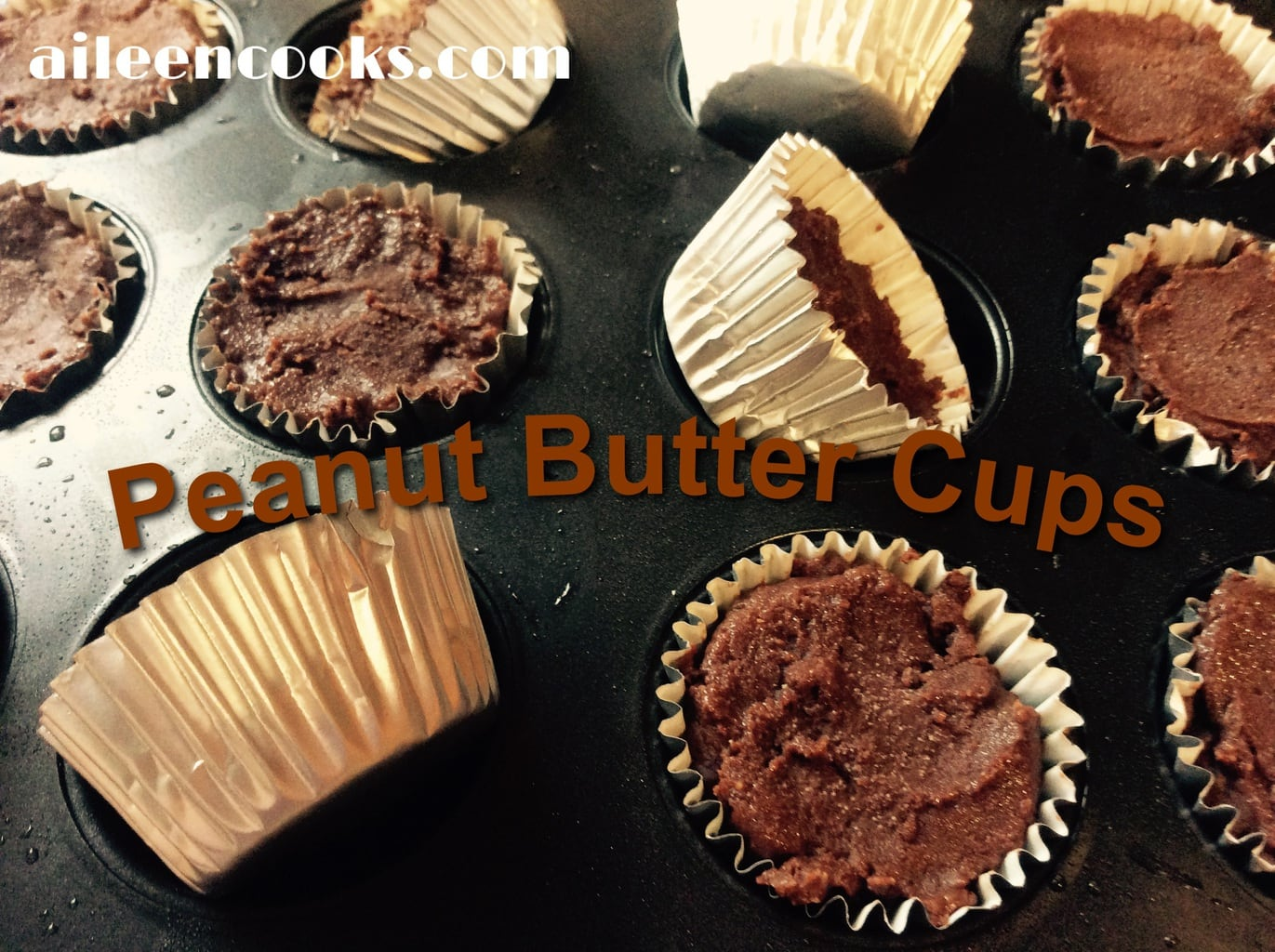 Peanut Butter Cups | Aileen cooks