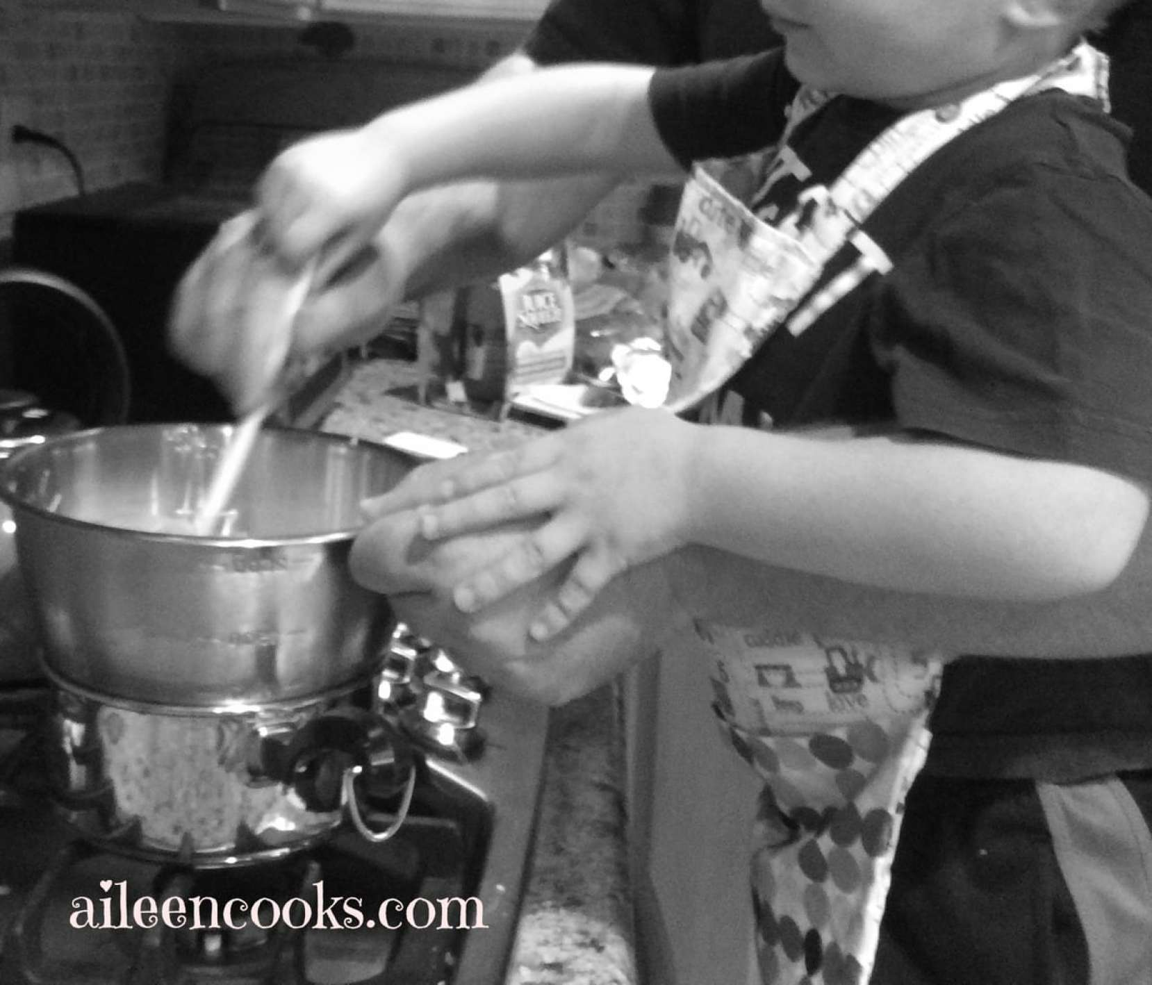 Cooking With Kids: Candy Bark