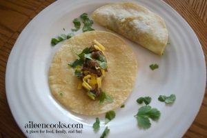 Crockpot Beef Tacos