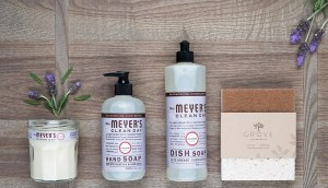 FREE Mrs. Meyers Everyday Luxury Set