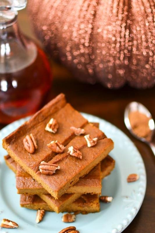 flourless-pumpkin-custard-bars-the-foodie-and-the-fix