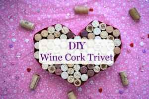 DIY Wine Cork Trivet