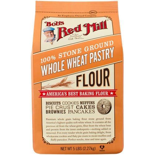 My Favorite Things. February 2017. Bob's Red Mill Whole Wheat Pastry Flour.