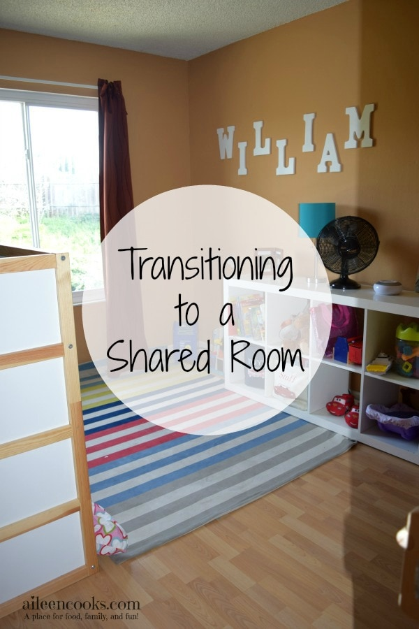 Transitioning to a Shared Room
