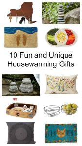 10 Fun and Unique Housewarming Gift Ideas