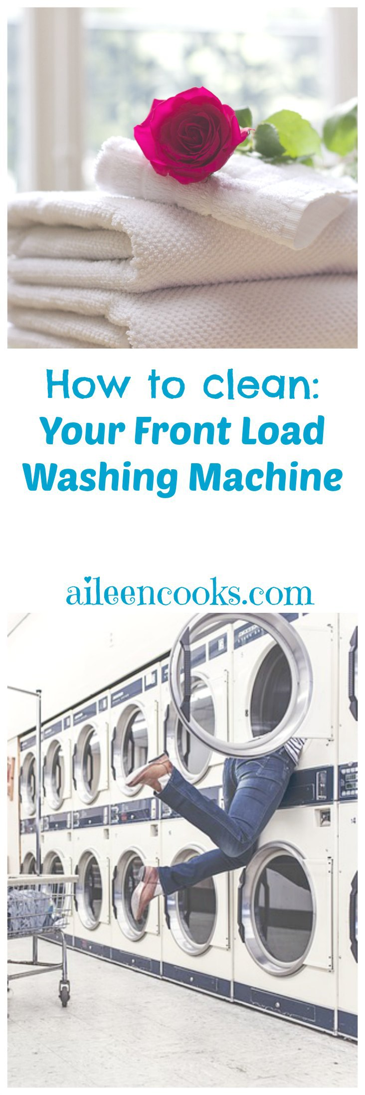 Cleaning Front Load Washing Machine How To Clean Your Front Load Washing Machine Aileen Cooks