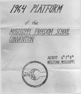 1964 Mississippi Platform