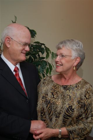 Harold and Gloria Mitchell, Together Forever Wedding Chapel