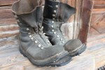 civil war gettysburg shoes