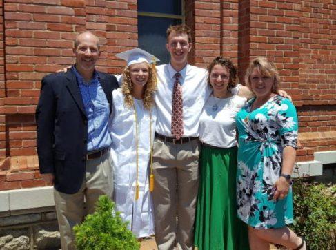 Margaret the graduate