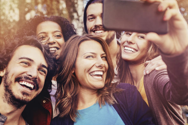 Think Millennials are Self-Absorbed