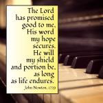 Amazing grace: Settling a troubled soul – Baptist News Global