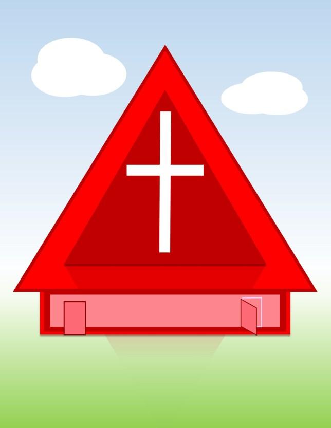 little red church fbcw