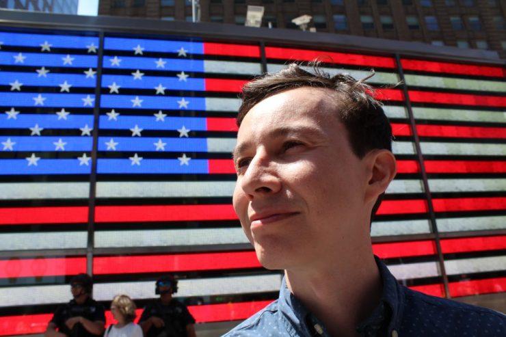 Times Square, NY, NY