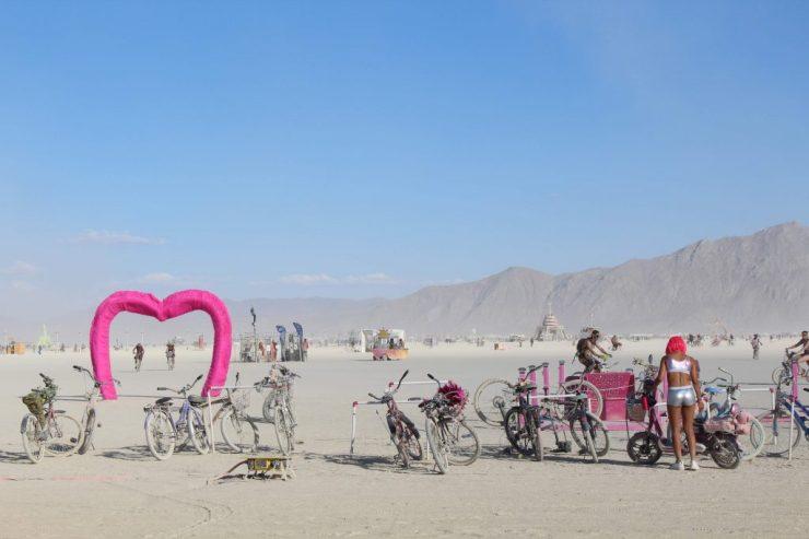 Burning Man 2019, Black Rock City, NV