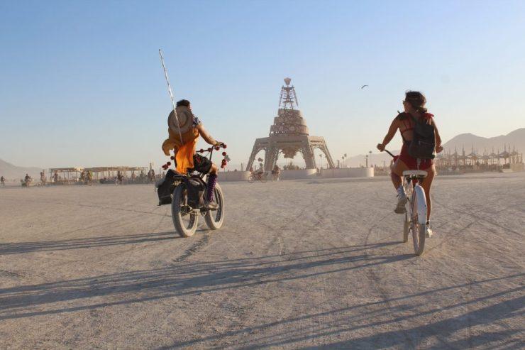 Burning Man, Black Rock City, NV