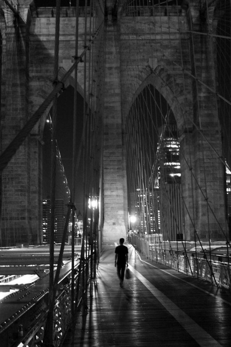 Brooklyn Bridge, Brooklyn, NY