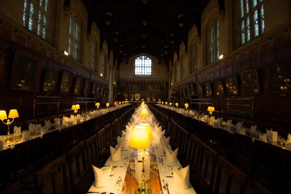 Harry's Hogwarts canteen Photo: htakashi